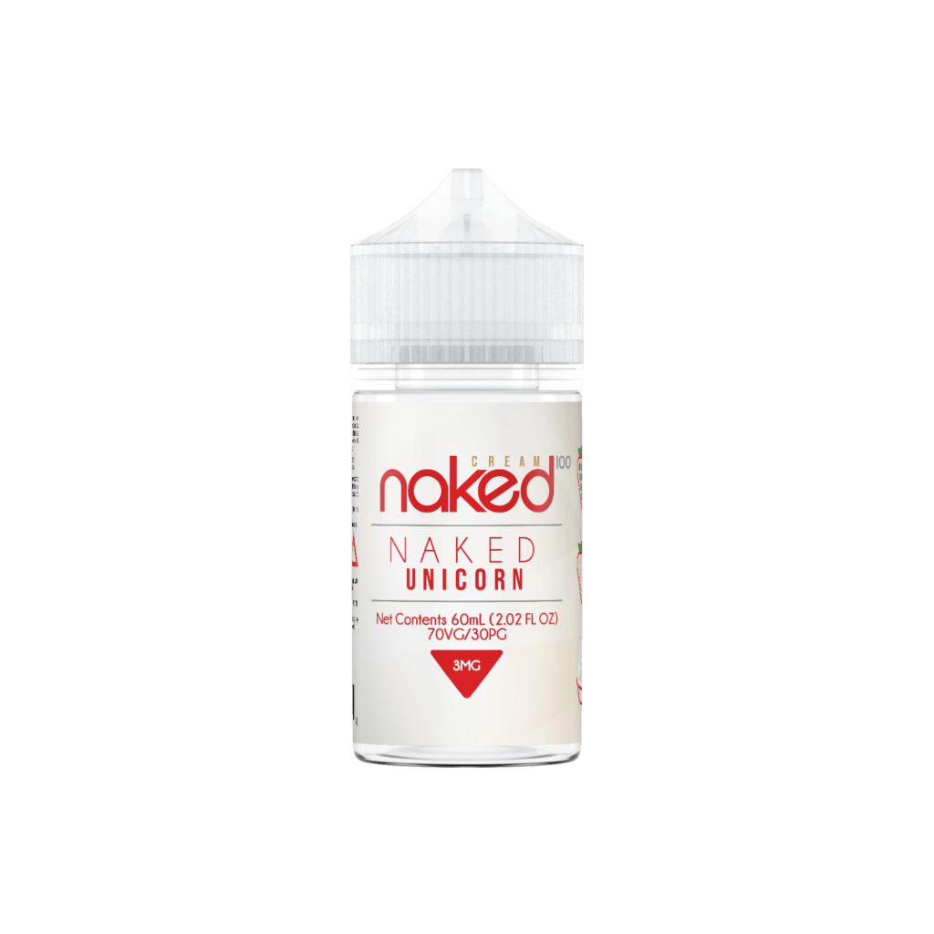 Naked Unicorn by Naked 100 E-liquid - 60ml Strawberries