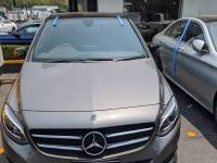Grey Mercedes Mobile Car Windscreen Replacement Sydney & Canberra
