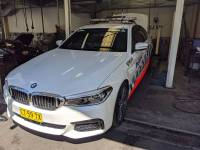 BMW Police Car Mobile Car Windscreen Replacement Sydney & Canberra