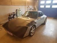 Silver Porsche Mobile Car Windscreen Replacement Sydney & Canberra
