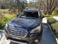 Black Subaru Mobile Car Windscreen Replacement Sydney & Canberra