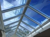 Titan 20 External Film On Skylight Atrium