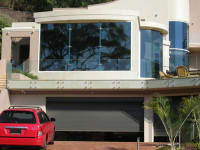 NS12 Solar Tinting Film On Sydney Home