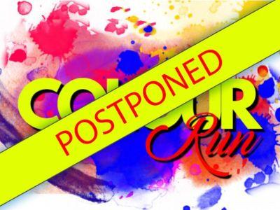 2018 Colour Run Postponed