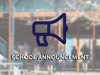 Friday 25 Sep 2020 is the last day of school for Term 3