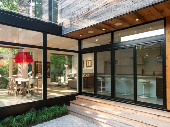 Existing windows become energy-efficient