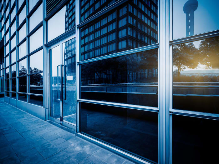Anti-glare and solar protection films