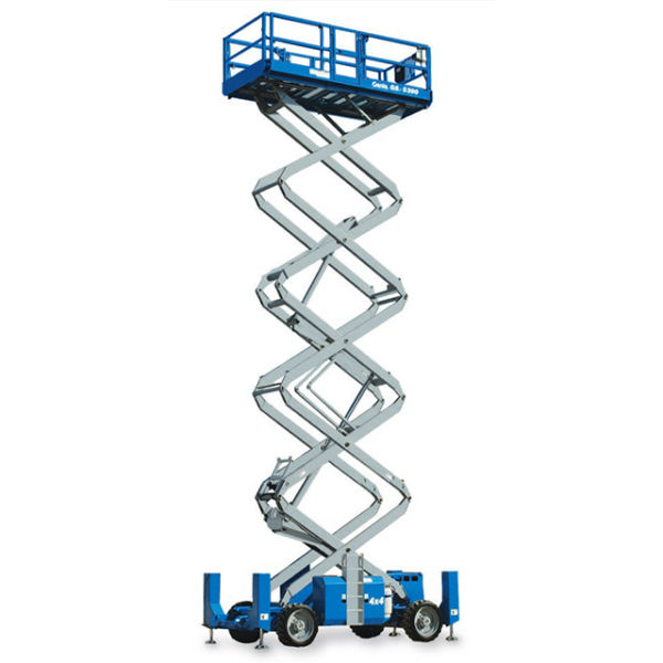 43ft Scissor Lift - Diesel