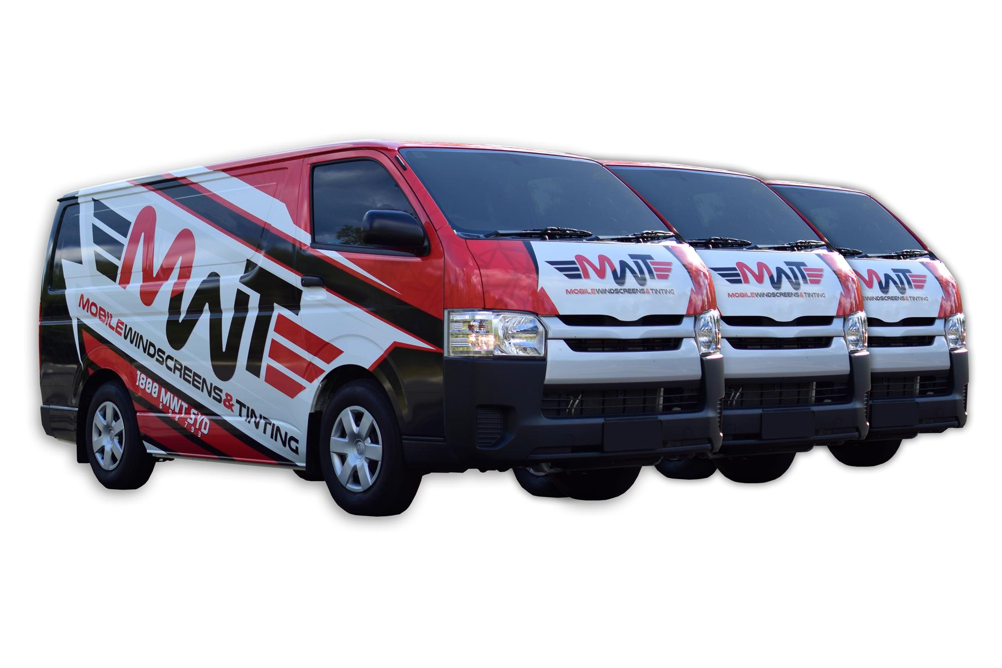 MWT Mobile Service Vans