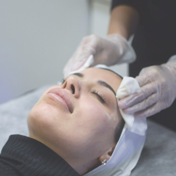 HydraFacial Cleanse and Peel