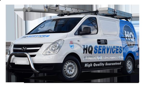 HQ Services Van
