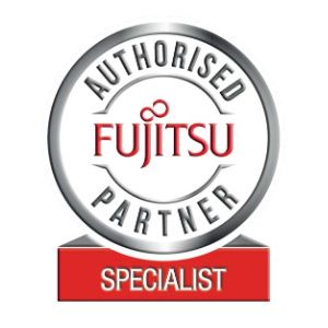 Fujitsu Authorised Partner Badge