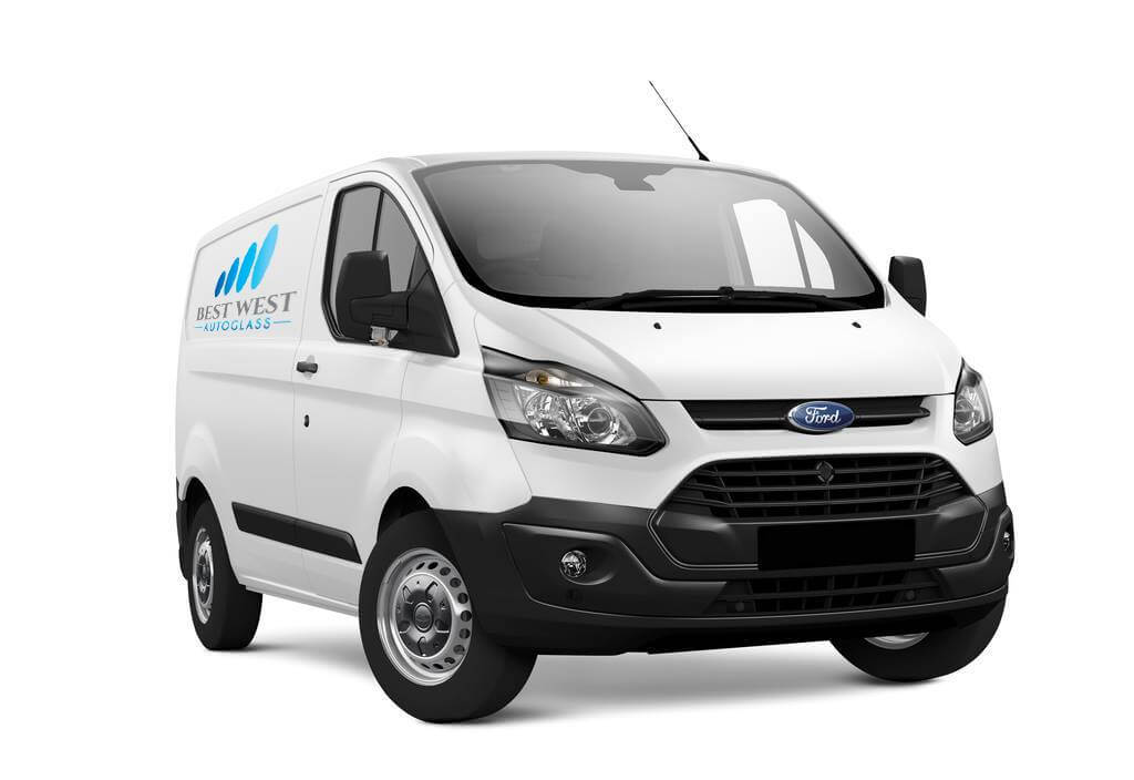 Best West Auto Glass Van