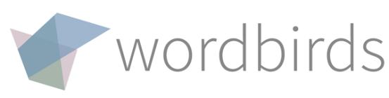 Word Birds Pty Ltd Logo