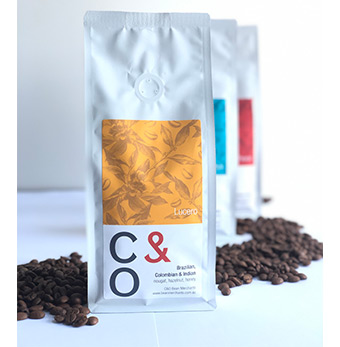 Lucero Roasted Coffee Beans