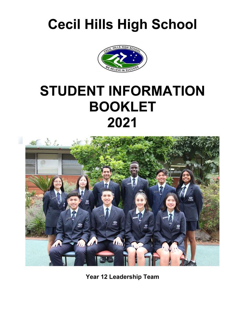 Student Information Booklet 2020