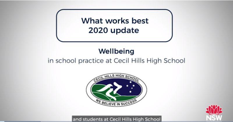 Cecil Hills High School - Case Studies