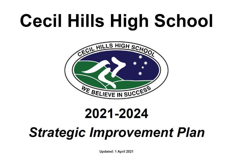 Strategic Improvement Plan