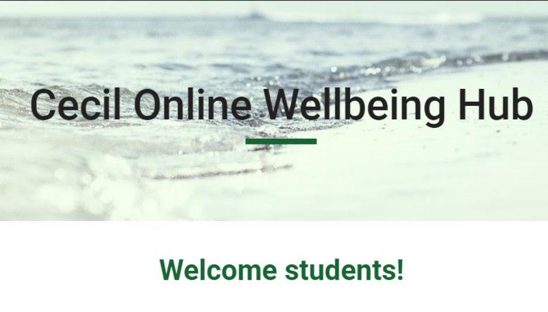 CHHS Wellbeing Hub