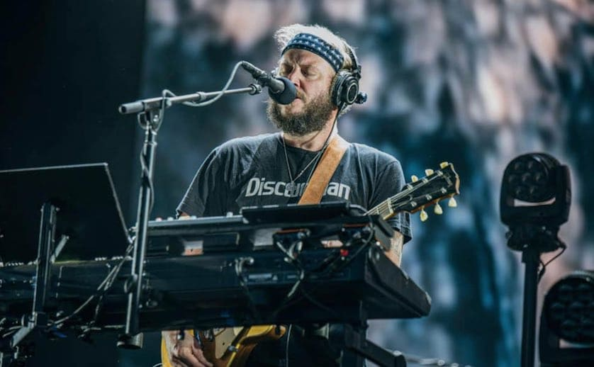 Bon Iver just released their new album 'i,i' three weeks early