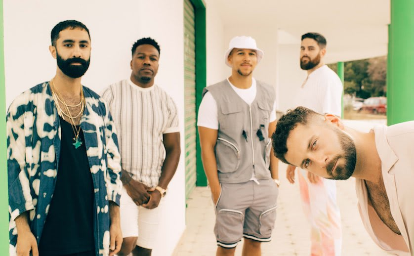 Elderbrook & Rudimental's 'Something About You' will brighten your day