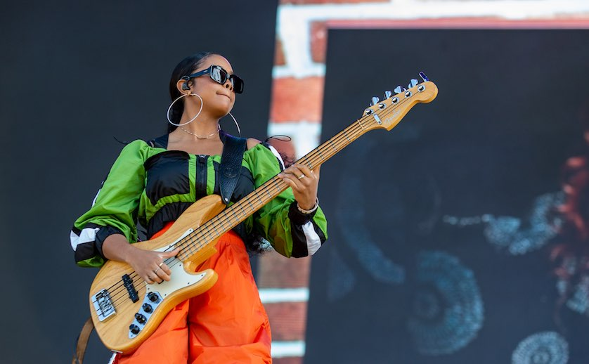 Lolla 2019 day 1: H.E.R., The Chainsmokers & more