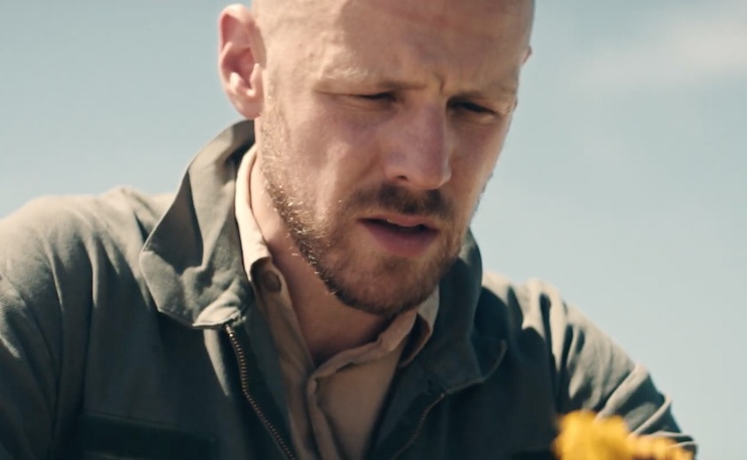 Watch Matthew Chaim's beautiful video for his single 'Sunflowers'