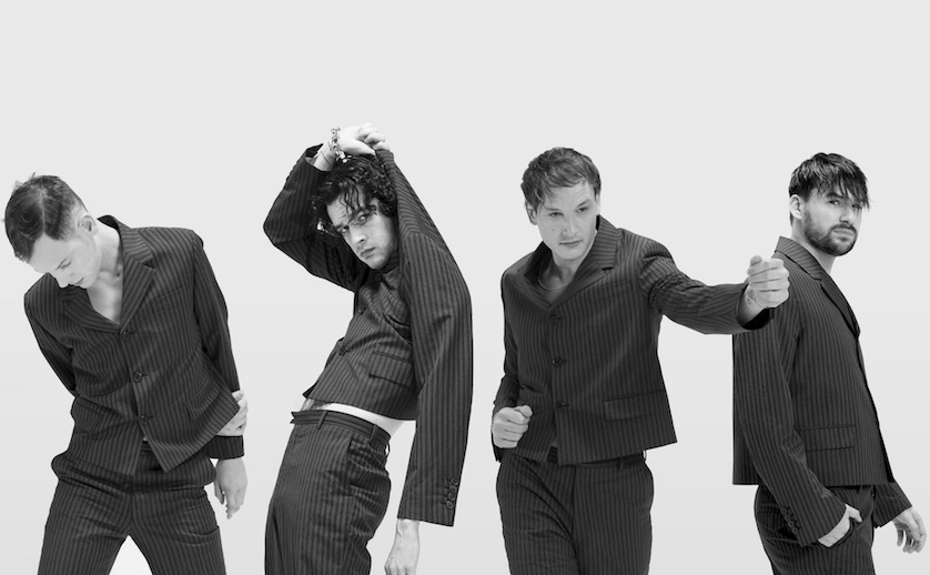 The 1975 releases gritty new single 'People,' first off upcoming album