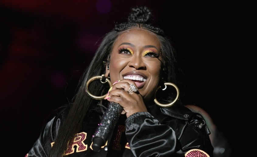 Missy Elliott unexpectedly dropped new 'Iconology' EP