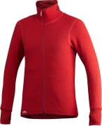 Woolpower Full Zip Jacket 400 Autumn Red
