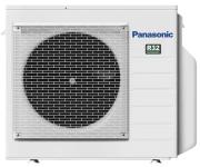 Panasonic CU-4Z68TBE utedel for 4 innedeler