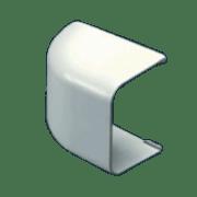 Avslutningsterminal stor (90x65mm) pakn à 10 stk