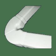 Justerbar flatt bend medium (80x60mm) pakn à 10 stk