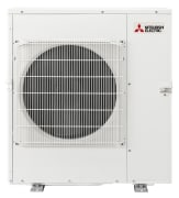 Multisplit 4 utedel Hyper Heating R32