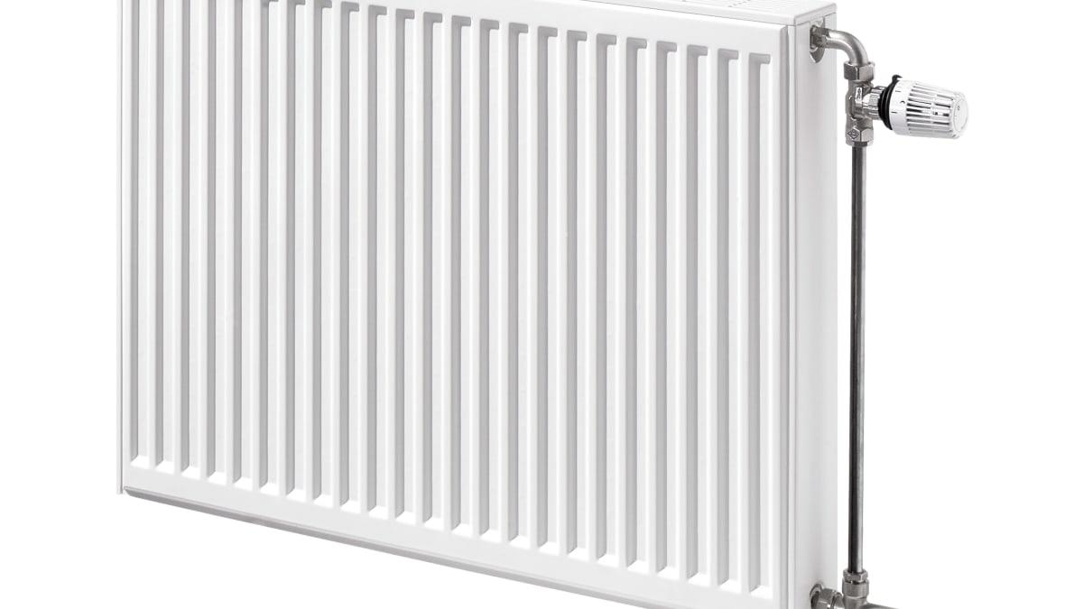 40 cm høye radiatorer