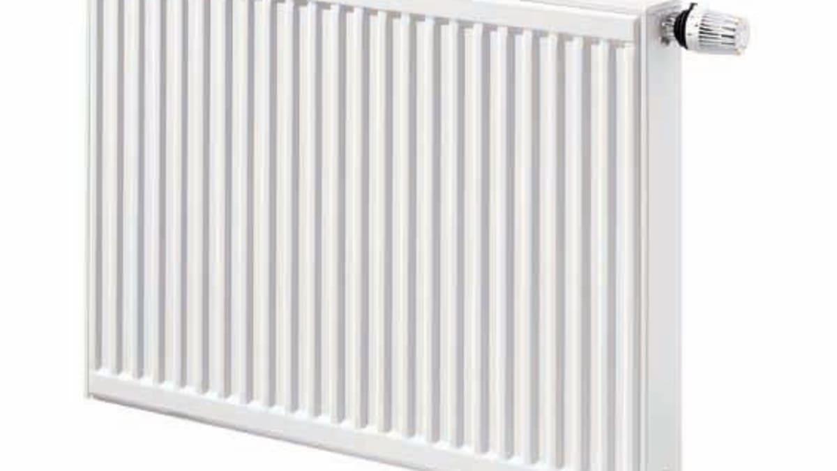 30 cm høye radiatorer