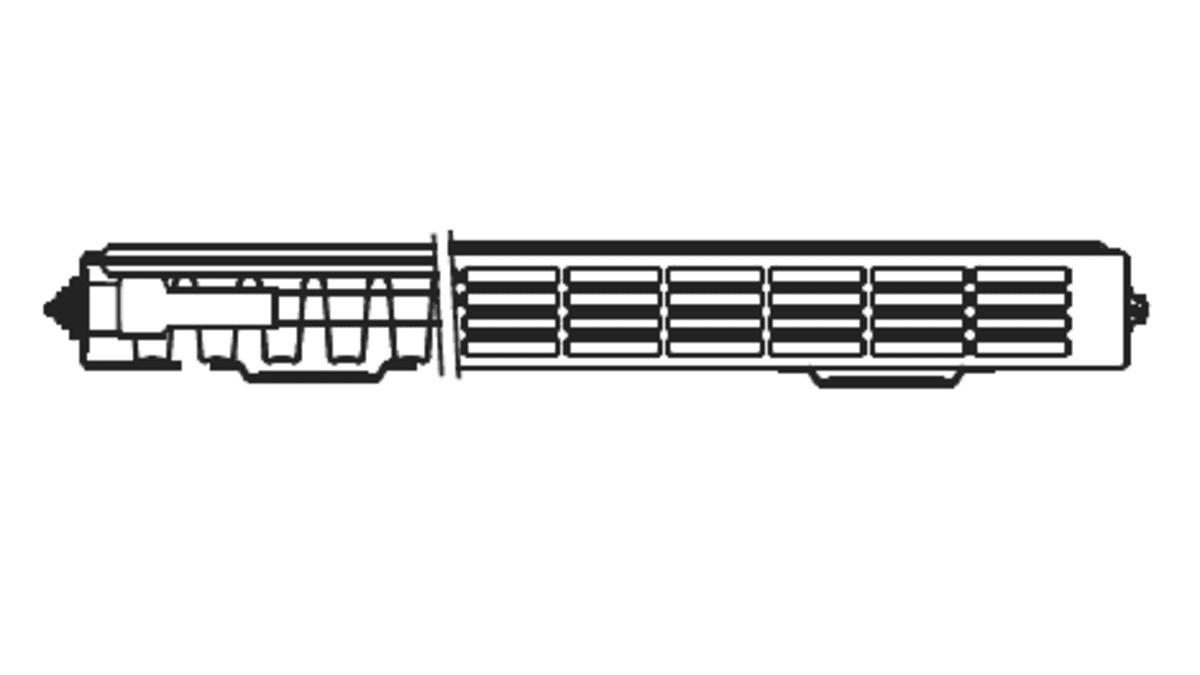 Et panels radiator (11) VK9