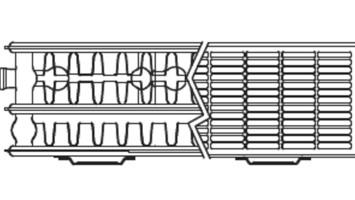 Tre panels radiator (33) VK4