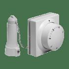 Danfoss termostat m/2 mtr, fjerninnstilling