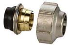 10 mm klemringskopling for stål/kobberrør