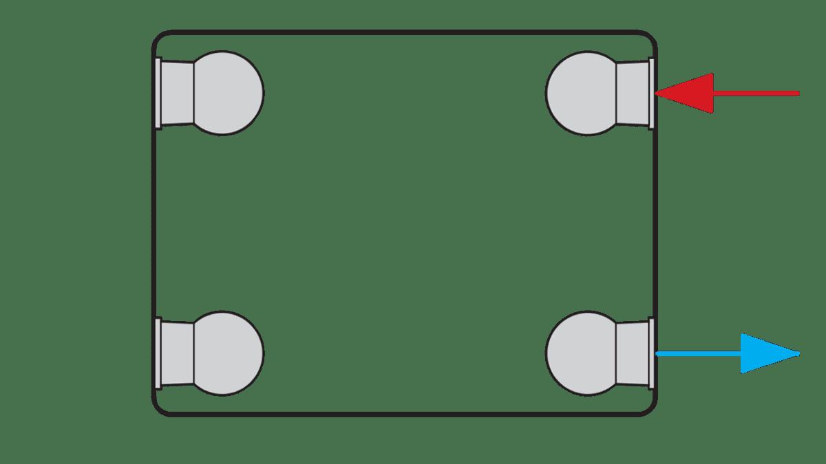 Sideforbinding