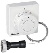 TVR termostat m/5 m, omstiller på vegg