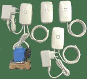 Villapakke med autotest og alarmsignal