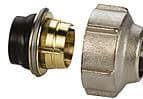Klemringskoblinger for kobber- og stålrør