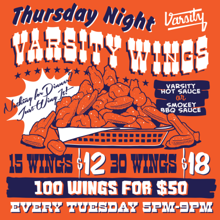 VarsityBar_Waterford_ThursdayWings_websquare