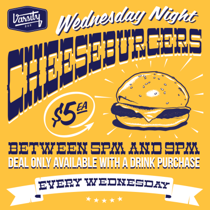VarsityBar_Waterford_WednesdayCheeseburgers_websquare