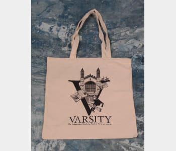 The Varsity Tote Bag
