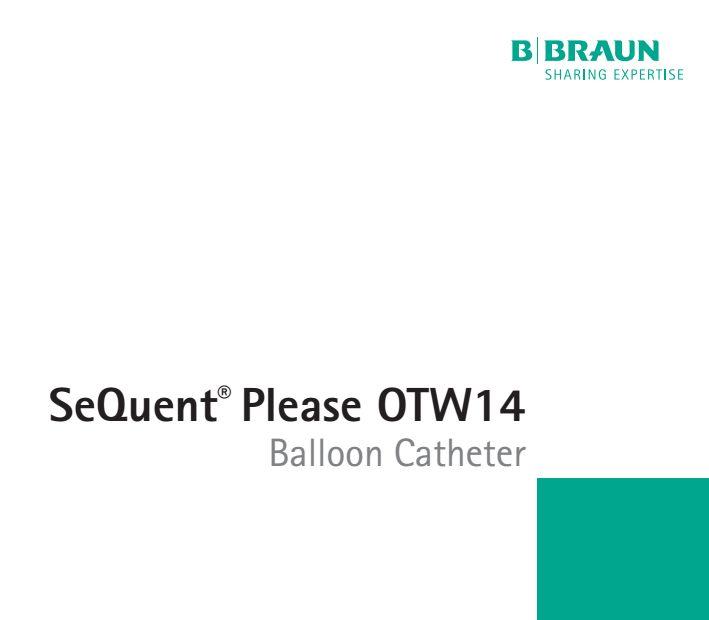 SeQuent® Please OTW – Vascupedia