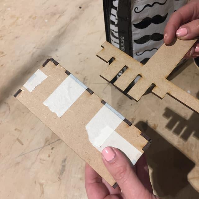 Animation fork