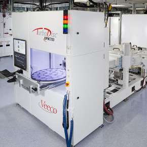 TurboDisc EPIK 700 GaN MOCVD System for LED Production